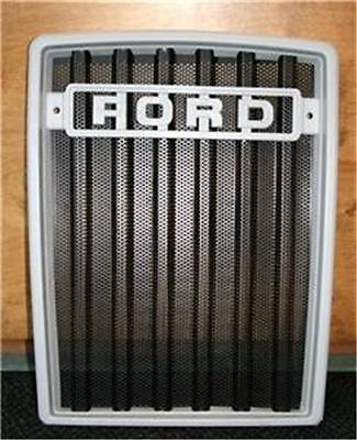 2600 3600 4600 5600 6600 7600 Ford Tractor Replacement Grill D5nn8200a