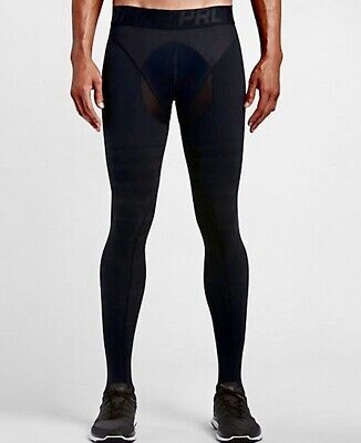 Nike Pro Hyper Recovery Serre Tights Black Medium