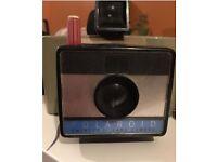 Polaroid Swinger 2 land camera