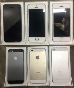 iPhone 5s 16g Gris, Argent ou Or dispo 175$