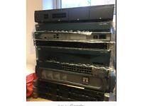 Complete Setup 3 X HP G8 Servers NetApp FAS2200 3560-X Cisco Switch (Please Read)