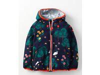 Boden pack away rain jacket (4-5 years)