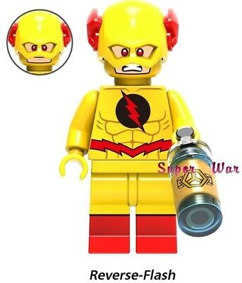 REVERSE FLASH DC COMICS MINIFIGURE FIGURE USA SELLER NEW IN PACKAGE