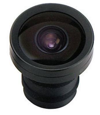 Objektiv Linse Weitwinkel 2,1mm 1/3 1/4 Zoll M12 CCD Kamera FPV CCTV Drohne