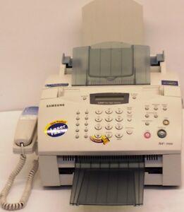 Samsung Fax SF-5100 Plain Paper Laser Facsimile Transceiver, Copy, Fax Machine