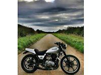 Kawasaki z440 custom, brat, bobber, cafe racer