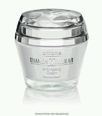 Oriflame Diamond Cellular Anti-Ageing Cream, RRP 30.95, New *Sale*