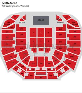 Jerry Seinfeld - Perth Arena Perth Perth City Area Preview