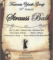 Teutonia Youth Group 50th Annual Strauss Ball