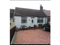 One bedroom bungalow Gayfield terrace Grants houses Horden