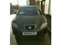 2006 (56) Seat Leon 1.9 TDI Reference 5dr