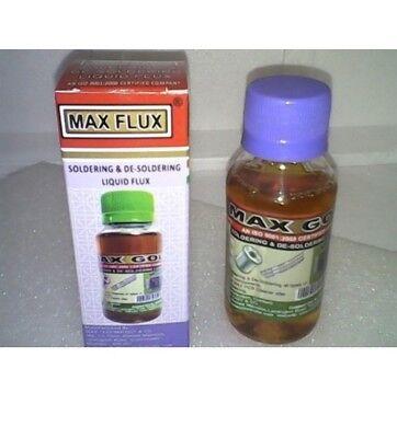 Max Flux Soldering De-soldering Liquid Flux For Perfect Quality Smt Smd Dip