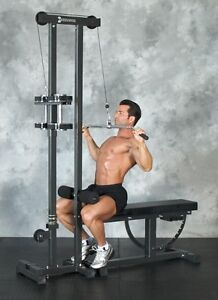 IronMaster Cable Tower Attachment for Super Bench