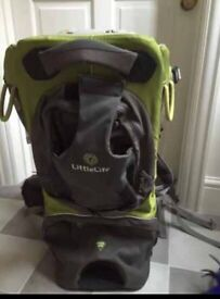 LittleLife baby/toddler carrier.