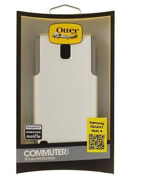 OEM Otterbox Commuter Case Cover For Samsung Galaxy Note 4 IV Note4 Glacier Wht