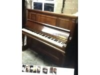Piano FREE if collected ASAP.