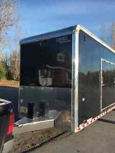 2013 Cargo Look 8.5 x 36' Enclosed Trailer West Island Greater Montréal image 8