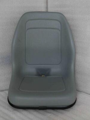 High Gray Black Seat Bobcat 463 542 543 642 643 742 743 Skid Steer Xl