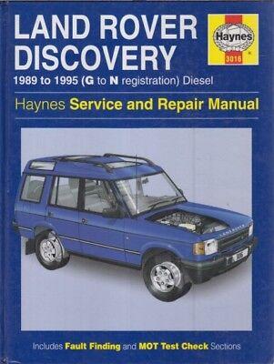 2000 range rover manual