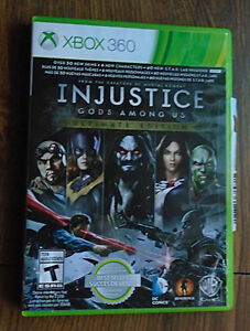 injustice ultimate edition xbox 360