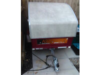 ERDE 102 CLASSIC GALVANISED TRAILER ** ONE OF A KIND **