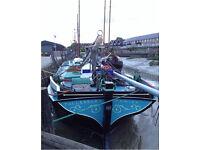 Flat to rent on Historic Thames Sailing Barge, Faversham