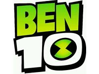 WANTED anything to do with BEN 10
