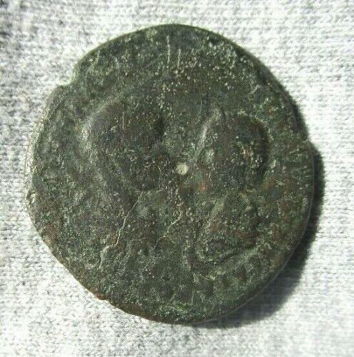 SEVERUS ALEXANDER JULIA MAESA 222-235 AD Bronze 25mm Pentassarion