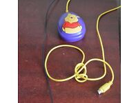 A winnie the pooh computer mouse