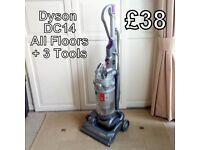 Dyson DC14 All Floors + 3 Tools