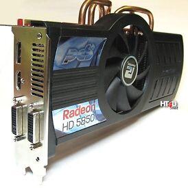 Radeon HD 5850 DX11 HDMI Graphics Card