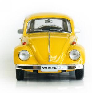 RMZ city Model Toy 1/32 Diecast Car Volkswagen Beetle 1967 Classic Vintage Car