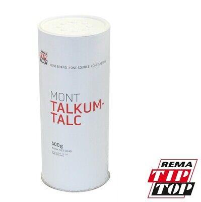 (12,20€/1KG) TIP TOP Talk Talc Talkum Streudose 500g Pulver Puder Reifen Schlauc (Talkum-pulver)