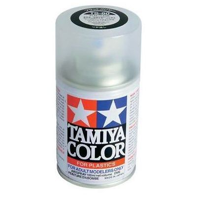 Tamiya America, Inc Spray Lacquer TS-80 Flat Clear, TAM85080