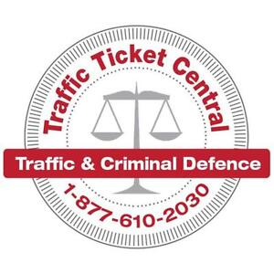 Traffic Ticket Defence Paralegal Services- LICENCE SUSPENDED?