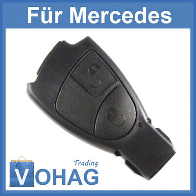 Mercedes Benz Key case Remote control Housing 2 Keys W169 A-CLASS W245