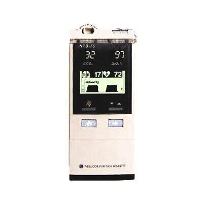 Nellcor Npb-75 Handheld Pulse Oximeter Heart Rate Spo2