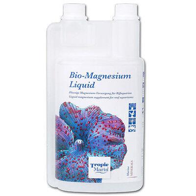 Tropic Marin Bio Magnesium liquid 1000 ml Magnesiumerhöhung  Meerwasseraquarium