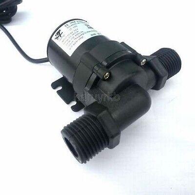 Solar Dc 12v24v Hot Water Circulation Pump Brushless Motor Water Pumps 1000lh
