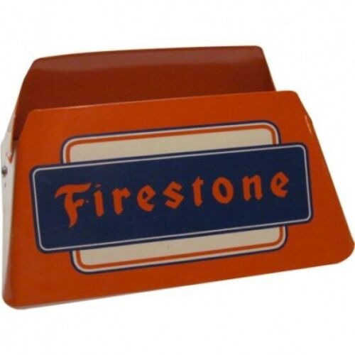 Firestone Tire Display Rack Stand Service Station Shop Garage