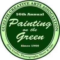 Painting on the Green, 56th annual juried Art Show and Sale.