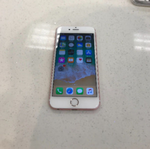IPHONE 6S PLUS (+) ROSE GOLD 32GB UNLOCKED