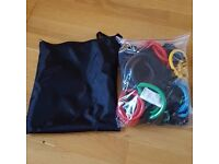 Resistance bands brand new