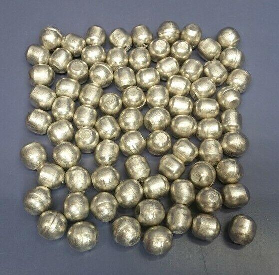 """(5 lbs.) Nathan Trotter Grade A Tin Anode Balls 3/4"""" Diameter"""