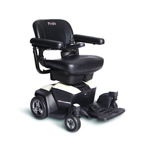 NEW PORTABLE GO CHAIR - ON SALE at My Scooter