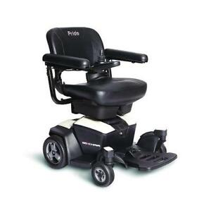 NEW Portable Go-Chair® ON SALE - SAVE $300.00 - 1 YEAR WARRANTY IS INCLUDED