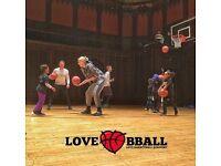 BASKETBALL FOR KIDS - BOYS & GIRLS