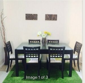 Dining table and chair, dining table Greenacre Bankstown Area Preview