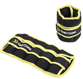 Ankle / wrist weights