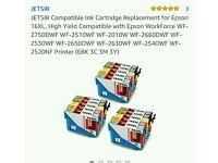 Printer ink cartridges 163xl